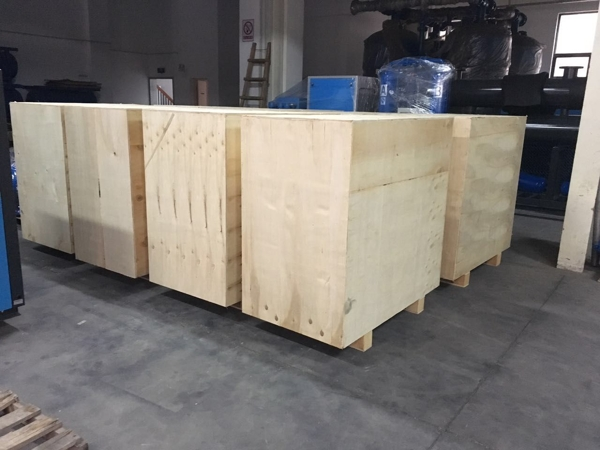 Shipping Air Dryer to client in America 3